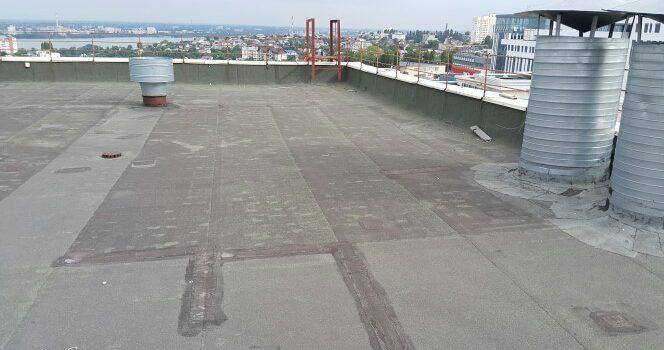 LIWS in Flat Roof Waterproofing